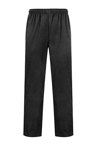 Proluxe - Pantalon - Homme - Noir - 27-32 - Taille étiquette S