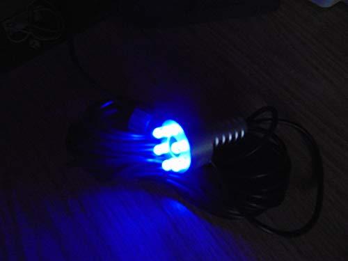 art-decor-keramik Quellsteinbeleuchtung LED dunkel blau (ohne Trafo)