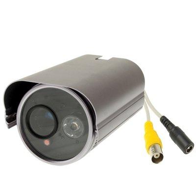 JLYLY Al Aire Libre Cámara de Seguridad Inicio 1/4 de Sony 420TVL del Color de vídeo Digital cámara CCTV a Prueba de Agua, IR Distancia: 50m