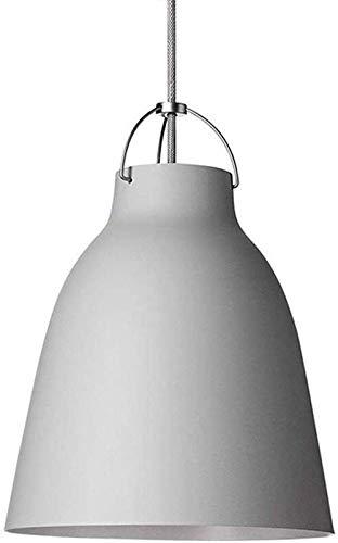 Candelabro Candelabro de aluminio de estilo nórdico Lámpara colgante de una sola...