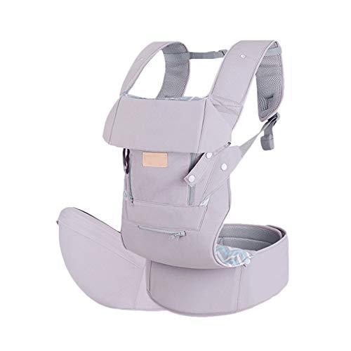 Porte bébé Porte-bébé Multifonctions Respirant Bébé Assis sur Le Tabouret de la Taille Universel Usage démontable et indépendant ( Color : B )