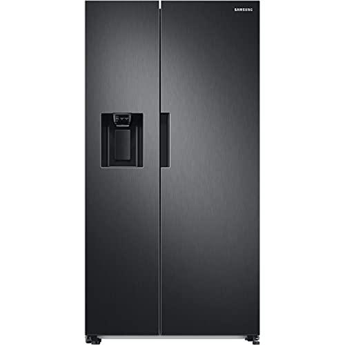 Samsung 609 Litre American Fridge Freezer - Black