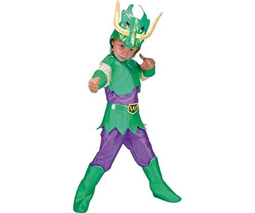 Disfraz Caballeros Zodiaco Dragon de 7 años a 9 años