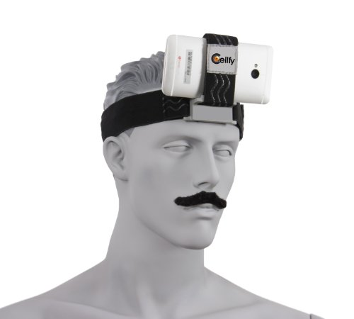 Cellfy Universal Head Mount for your Smartphone