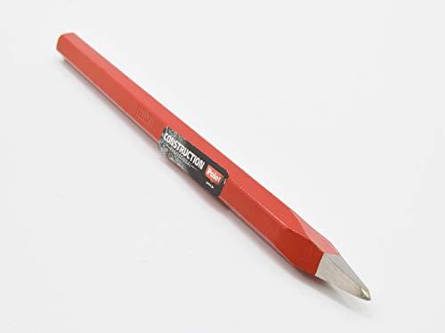 S&M 080140 Buril-Cortafrío de punta para hormigón 350 mm,