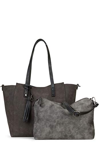 Emily & Noah Shopper Bag Surprise 461 dames handtassen tweekleurig