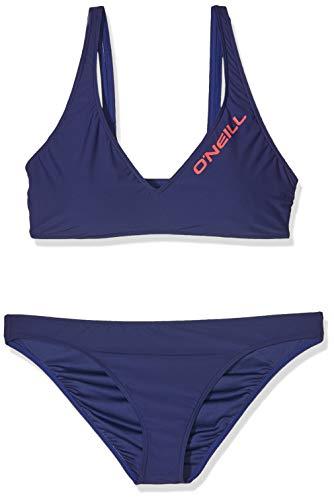 O'NEILL PW Padua KOPPA Logo Parte Superior de Bikini, Mujer, Aerial, 44