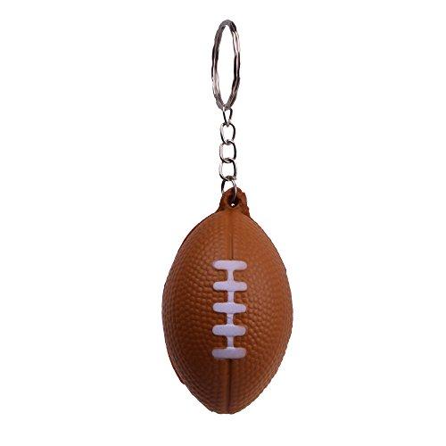 Full Force American Football Schaumstoff Schlüsselanhänger