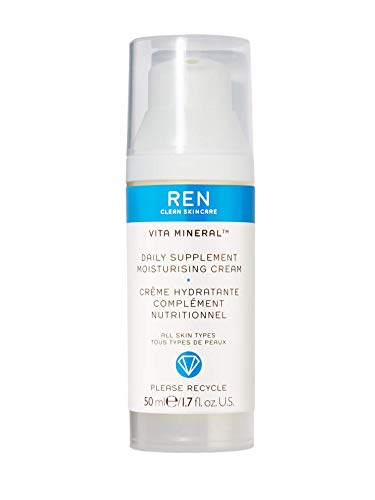 Ren Vita Mineral Daily Supplement Moisturising Cream (For All Skin Types) 50ml