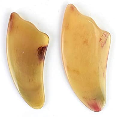 Glowki Gua Sha Max 78% OFF Facial Tool 5 Horn Board Guasha for Pack Recommended Natural
