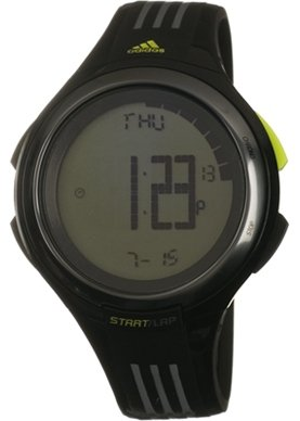 Adidas Response sport Digital XL cronografo grigio quadrante orologio da...
