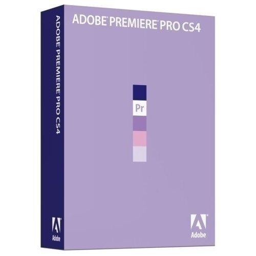 UPG Premiere PRO CS4 - Software
