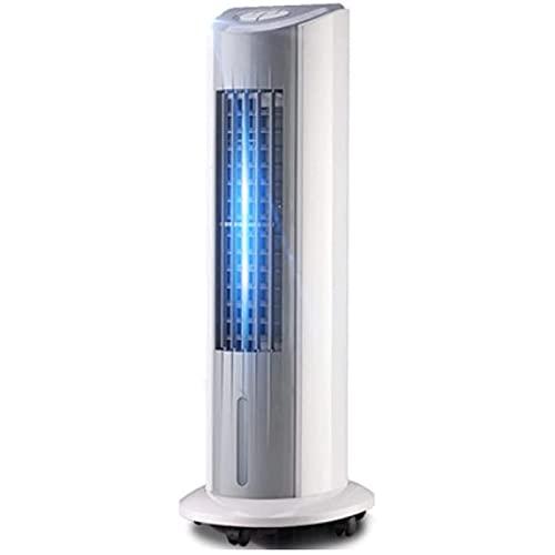 Ventilatore a Torre del Telecomando, condizionatore Mobile, condizionatore d'Aria Portatile, Ventola di Raffreddamento del Timer di 12 Ore, Display a LED, casa da 32 Pollici, Ufficio,
