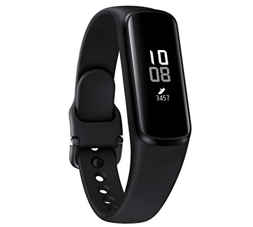 Samsung Galaxy Fit E 2019, Fitness Band, Pedometer, Heart Rate & Sleep Tracker, PMOLED Display, 5ATM...