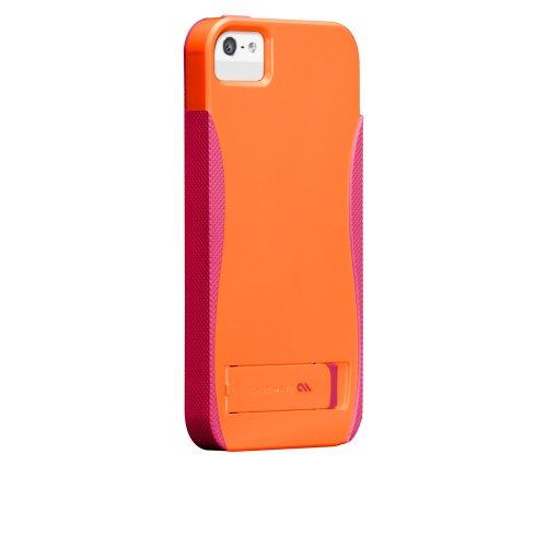 CASE-MATE Pop Case for Apple iPhone 5S - Orange/P