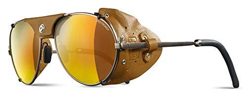 Julbo Cham Gafas de Sol Mixta, Color Laiton/Havana, tamaño Talla única