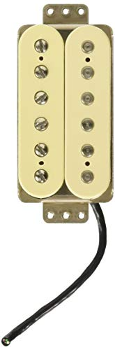 Fender ShawBucker 2 - Pastilla Humbucking para guitarra eléctrica - Zebra