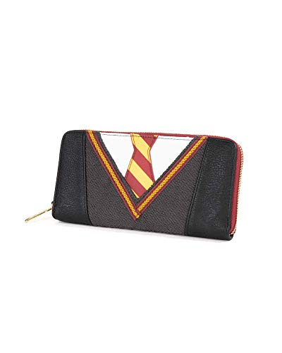Official Harry Potter Uniform Zip Around Purse