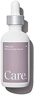 Care Skincare Tireless Retinoid Night Serum