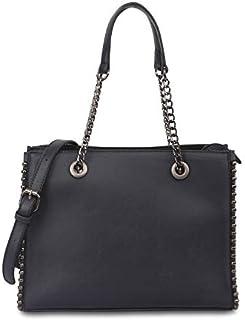 YUEJIN Bag For Women,Dark Blue - Handbags Sets