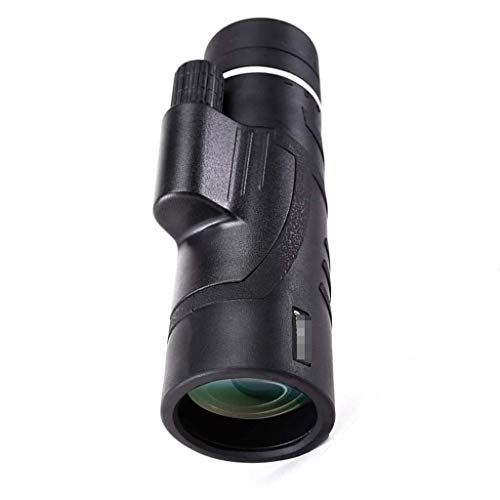 Review Chichen 10X42 Monocular HD Low Light Level Night Vision Portable Telescope Outdoor Travel View,Black