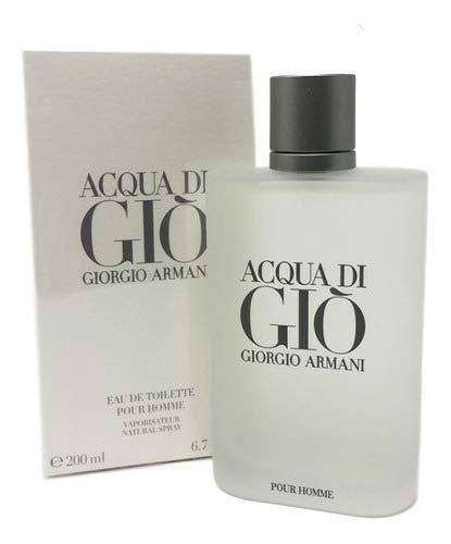 Perfume Acqua Di Gio Masculino Edt. 200ml - 100% Original.