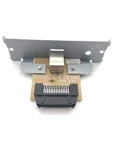 OKLILI UB-U05 M186A C32C823991 A371 - Placa base de interfaz de puerto USB para Epson TM-T88V TM-H6000IV TM-T88IV T88V H6000IV TM-T81 TM-T70 T81 T70