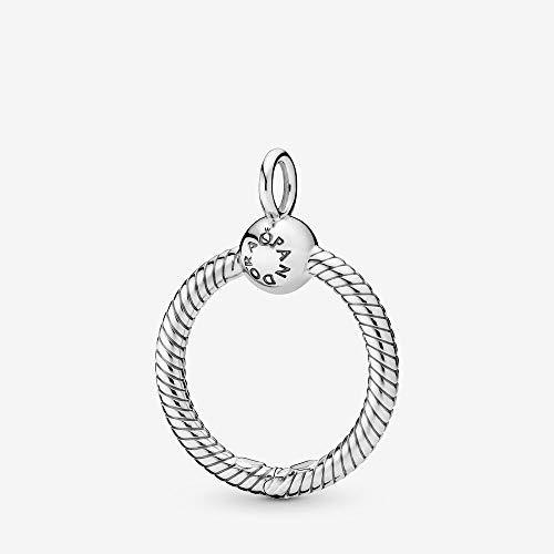 Pandora Women Silver Pendant 398296