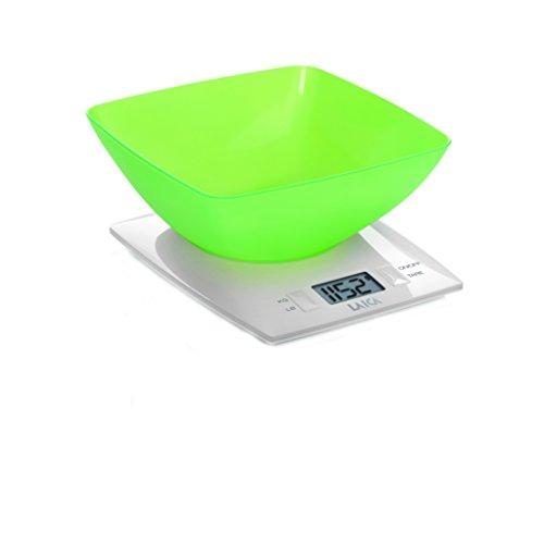 Balanza de cocina digital con BOL de gran capacidad Laica KS