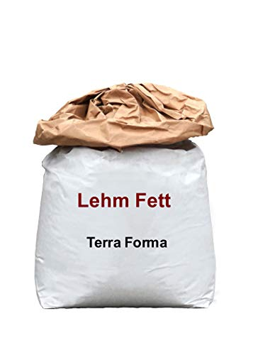 Terra Forma Lehmpulver Fett (Ton) a 20 kg