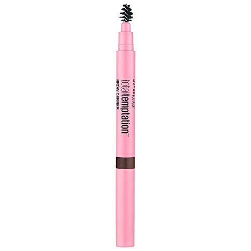 Maybelline Total Temptation Eyebrow Pencil, 5 g, 120 Medium Brown