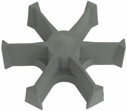 Flügelrad für  Ballstar Pro , 6 Blätter, Pyramid B009XD65S6  | Perfekt In Verarbeitung