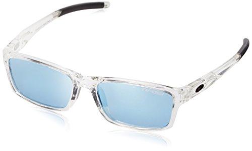 Tifosi Watkins Crystal Clear Swivelink Sunglasses - Smoke Blue