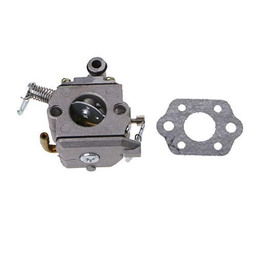 love lamp Carburador Carb de carburador Compatible con Zama C1Q-S57B Fit Compatible con STIHL MS170 MS180 Piezas 11301200603 U2JA Engine