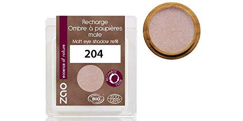 Zao - Recharge Fard à Paupières mat / 3 Gr - Couleur : Vieux Rose Doré