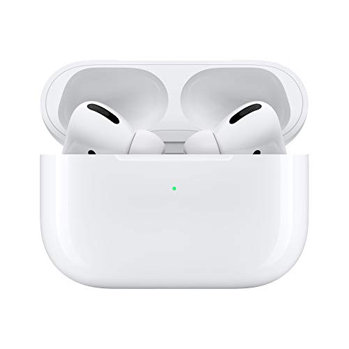 Apple AirPods Pro in white case