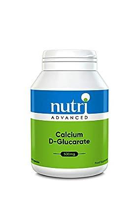 Nutri Advanced Calcium D-Glucarate by Nutri