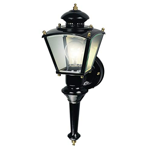 Heath HZ-4150-BK Outdoor Motion Sensor Light