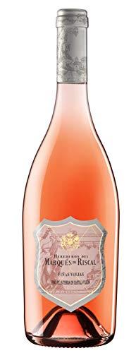 Marqués de Riscal - Vino Rosado Viñas Viejas de la Tierra de Castilla y León - Botella 750 ml
