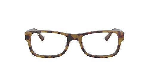Ray-Ban RX5268 Gafas de lectura, Havana, 50 Unisex Adulto