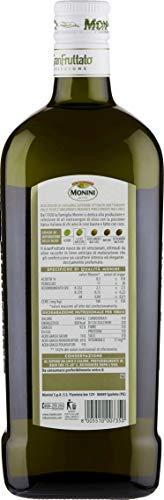 Monini GranFruttato Olio Extra Vergine di Oliva - 1 Bottiglia da 1000 ml