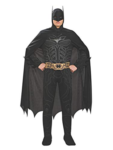 Rubie's-déguisement officiel - Batman - Déguisement Costume Adulte Classique Batman Dark Knight - Taille M- I-880639M