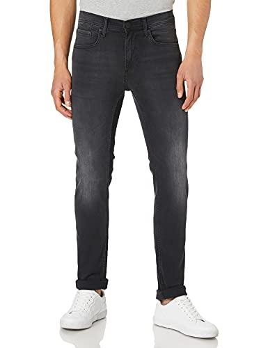 Blend Herren Slim Fit Jet Multiflex-NOOS Jeans, 201001_Denim Washed Black, 32/30
