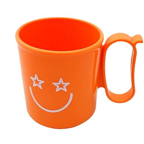 Tupperware Smiley - Taza (300 ml), color naranja