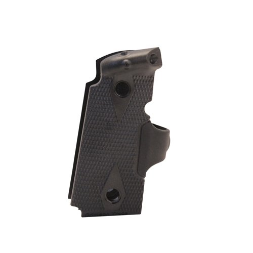 Crimson Trace LG-478 Lasergrips Laser Sight with Instinctive Activation for Kimber Micro .380, Defensive Shooting and Competition