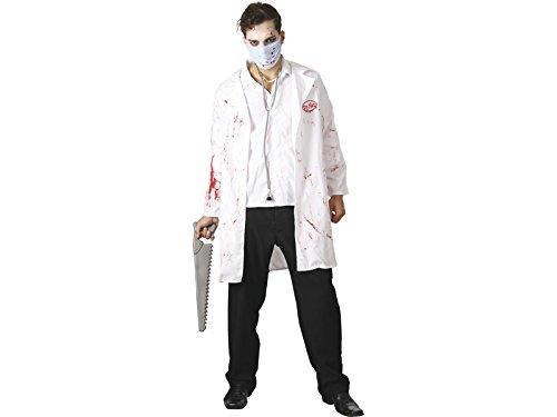 DISONIL Disfraz Doctor Loco Hombre Talla L