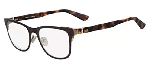Calvin Klein CK8019 208 -50 -19 -135 Calvin Klein Brillengestelle CK8019 208 -50 -19 -135 Rechteckig Brillengestelle 50, Braun