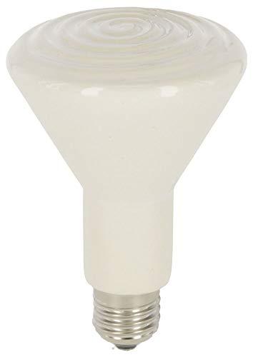 Kerbl Keramik Dunkelstrahler 100W, Infrarotlampe 230V dimmbar, Sockel E27