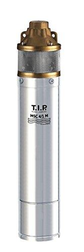 T.I.P. MSC 4/1 M Tiefbrunnenpumpe