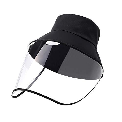 Homealexa Schutz Mütze Fischerhut, Anti-UV-Sonhut Mütze